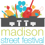 Madison Street Festival full-color-logo